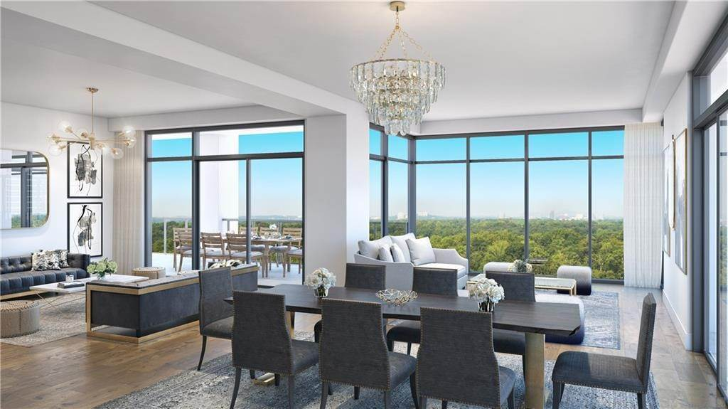 Condominiums for Sale at 2520 Peachtree NW Road 2003 Atlanta, Georgia 30305 United States
