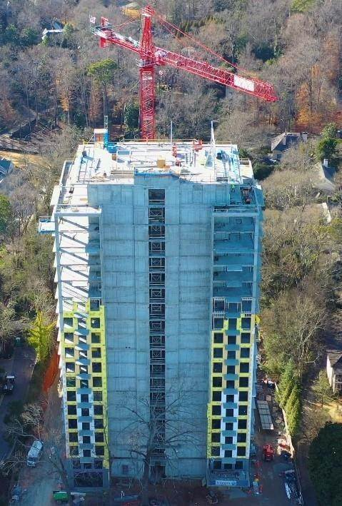 Condominiums for Sale at 2520 Peachtree NW Road 1903 Atlanta, Georgia 30305 United States