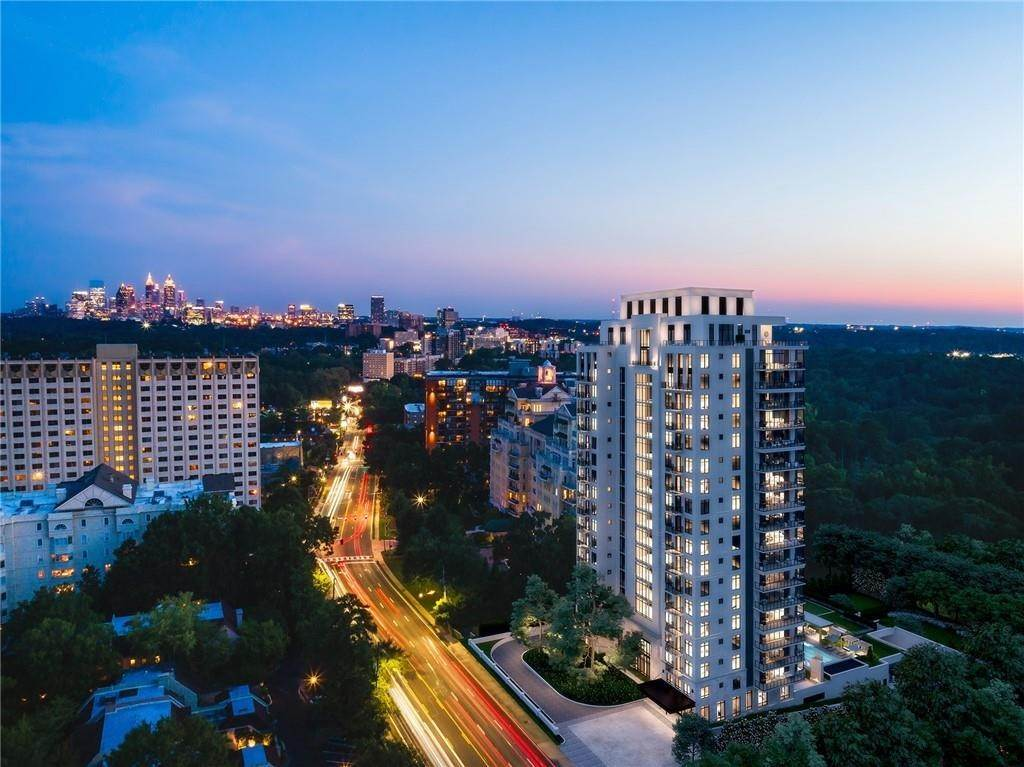 Condominiums for Sale at 2520 Peachtree NW Road 2202 Atlanta, Georgia 30305 United States