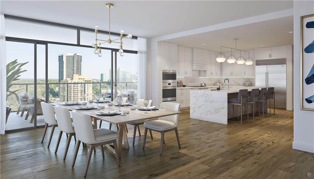 Condominiums for Sale at 2520 Peachtree NW Road 1701 Atlanta, Georgia 30305 United States