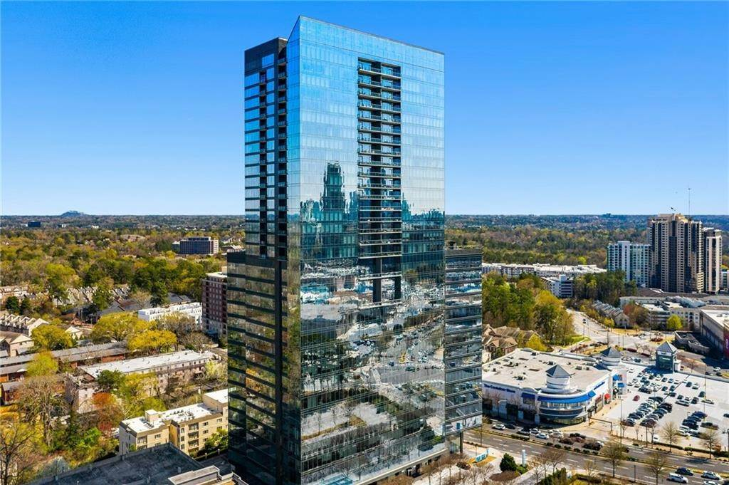 Condominiums for Sale at 3630 Peachtree NE Road PH -3304 Atlanta, Georgia 30326 United States