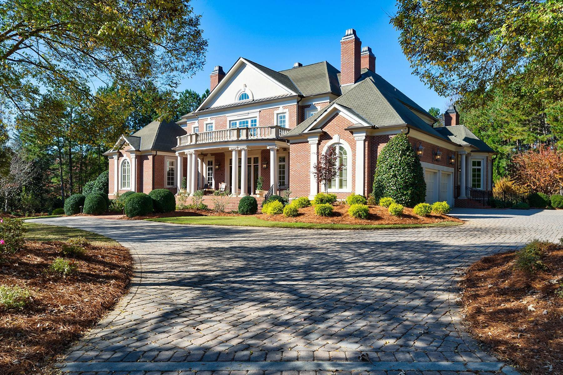Single Family Homes for Sale at Fabulous Find in the River Club 4504 Whitestone Way Suwanee, Georgia 30024 United States