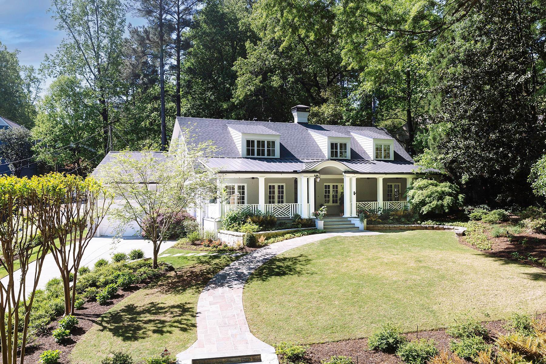 Single Family Homes for Sale at Absolutely Stunning To-The-Studs Renovation 2095 Springlake Drive Atlanta, Georgia 30305 United States