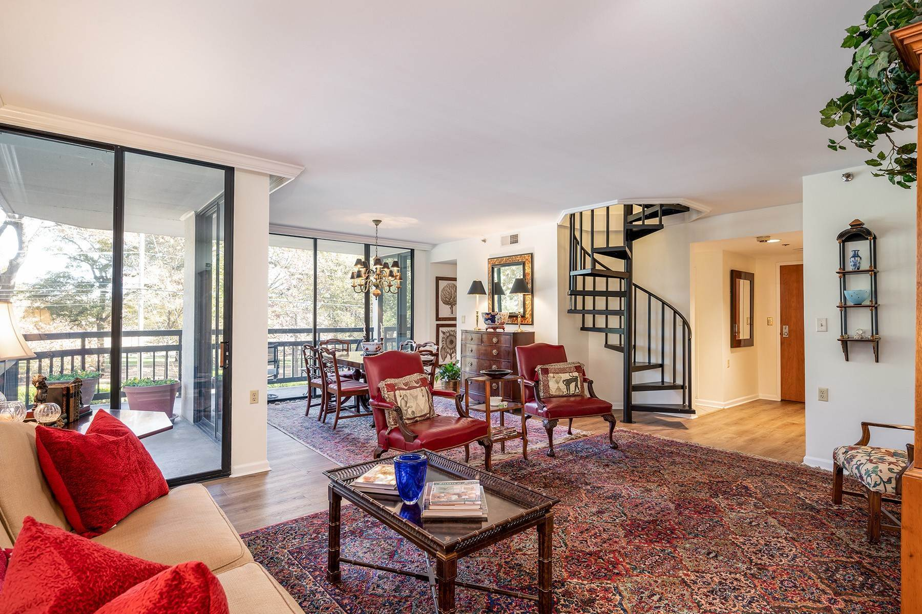 Condominiums for Sale at Rare Opportunity to Live as Close to the Heart of Midtown Atlanta 1130 Piedmont Avenue, 414 Atlanta, Georgia 30309 United States