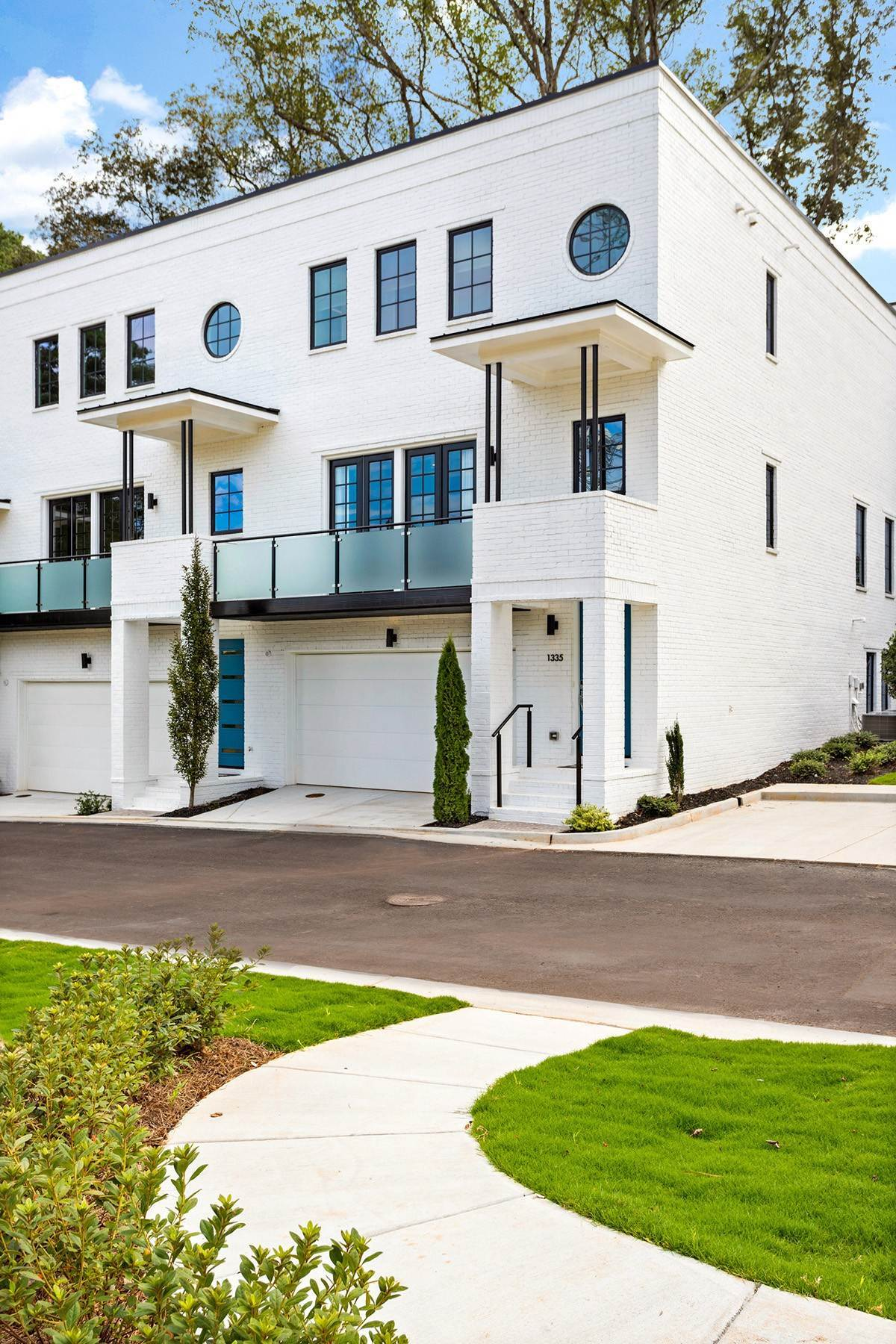 townhouses for Sale at Sophia Druid Hills Townhome 1332 Grey Fox Court, No. 1 Atlanta, Georgia 30306 United States