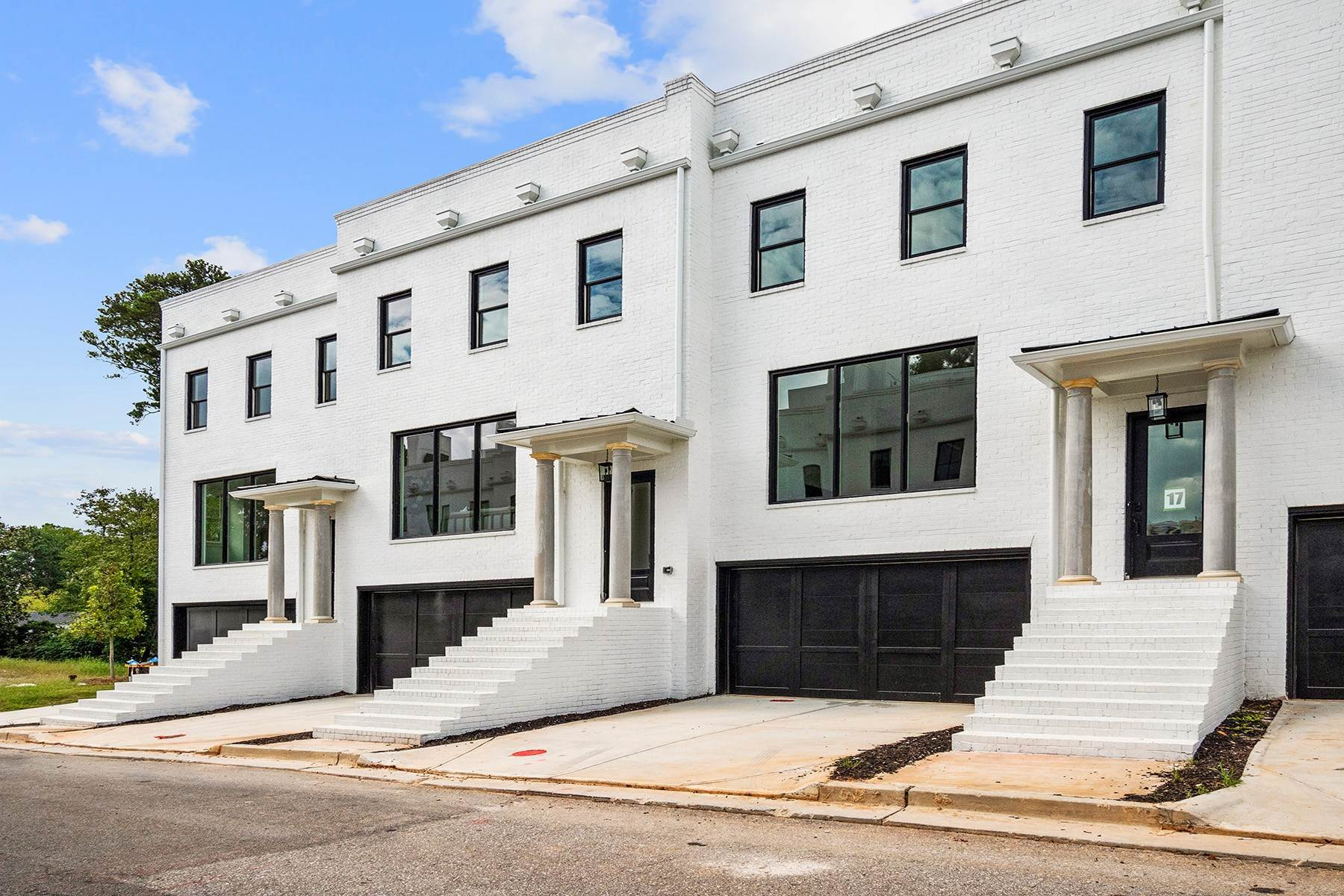 townhouses for Sale at Stunning Townhome Located in the Heart of Buckhead 3667 Peachtree Road NE, No. 17 Atlanta, Georgia 30319 United States