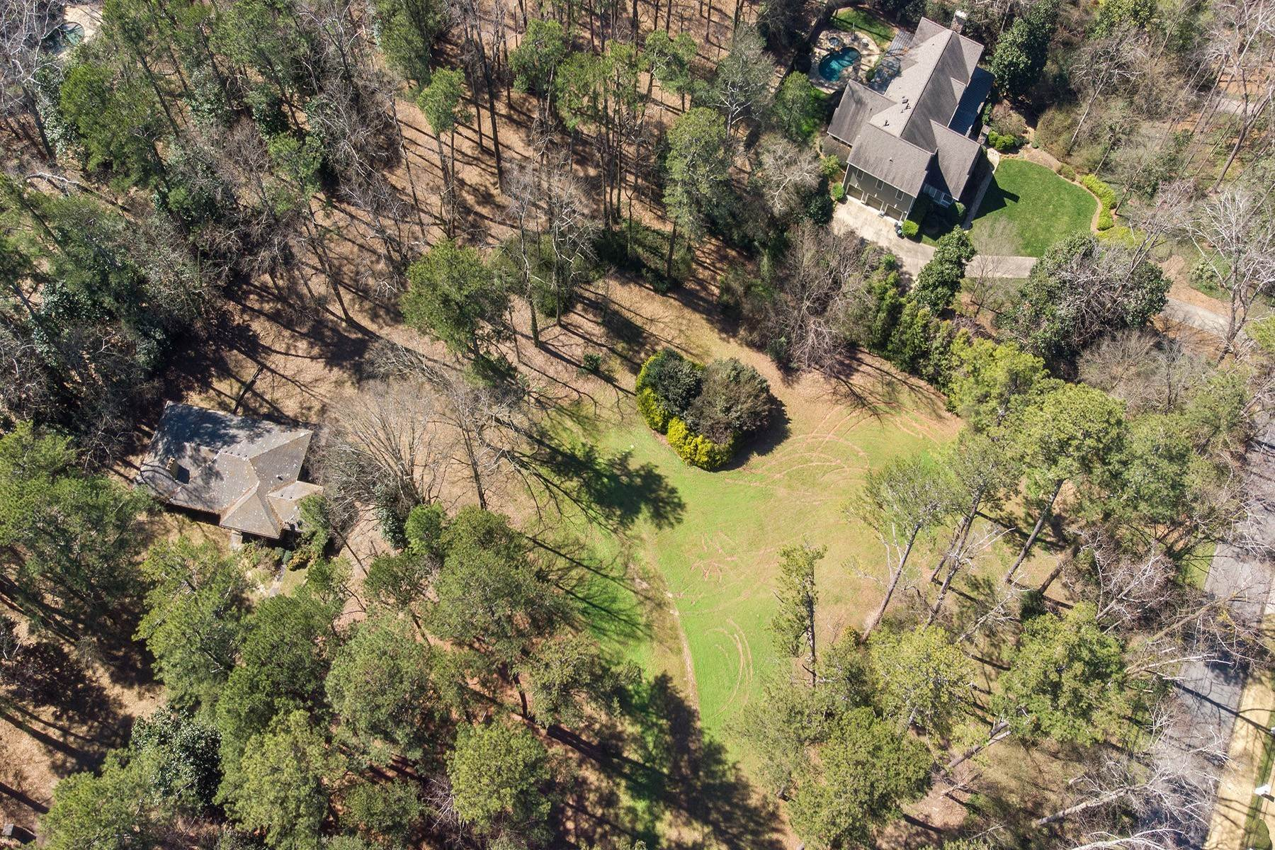 Land for Sale at Perfect Location And Acreage To Build A Custom Luxury Estate Home. 5066A Long Island Drive Atlanta, Georgia 30327 United States