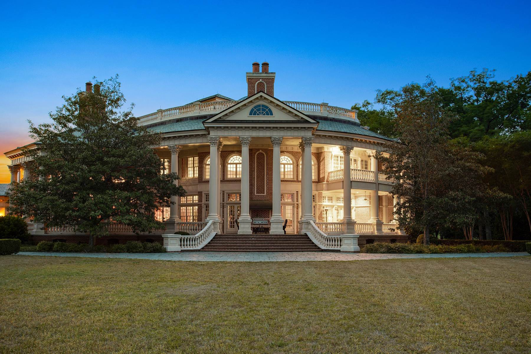 Single Family Homes for Sale at The Great Hill Plantation Established in 1873 5327 US Highway 41 South Bolingbroke, Georgia 31004 United States