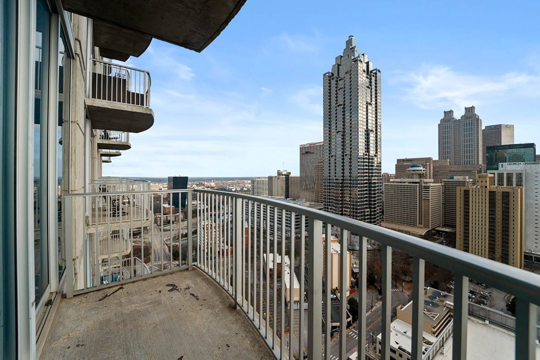 9. Condominiums for Sale at Sweeping South Facing Views From The 31st Floor of Twelve Centennial Park! 400 West Peachtree Street, 3107 Atlanta, Georgia 30308 United States
