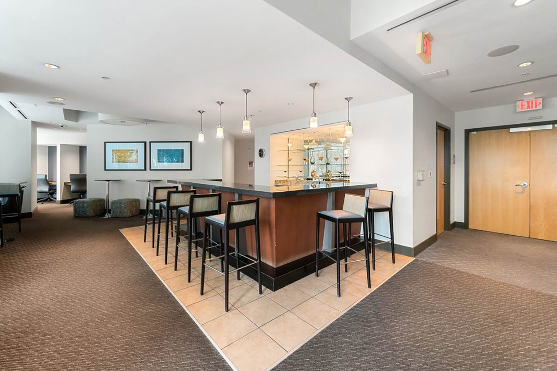 25. Condominiums for Sale at Sweeping South Facing Views From The 31st Floor of Twelve Centennial Park! 400 West Peachtree Street, 3107 Atlanta, Georgia 30308 United States