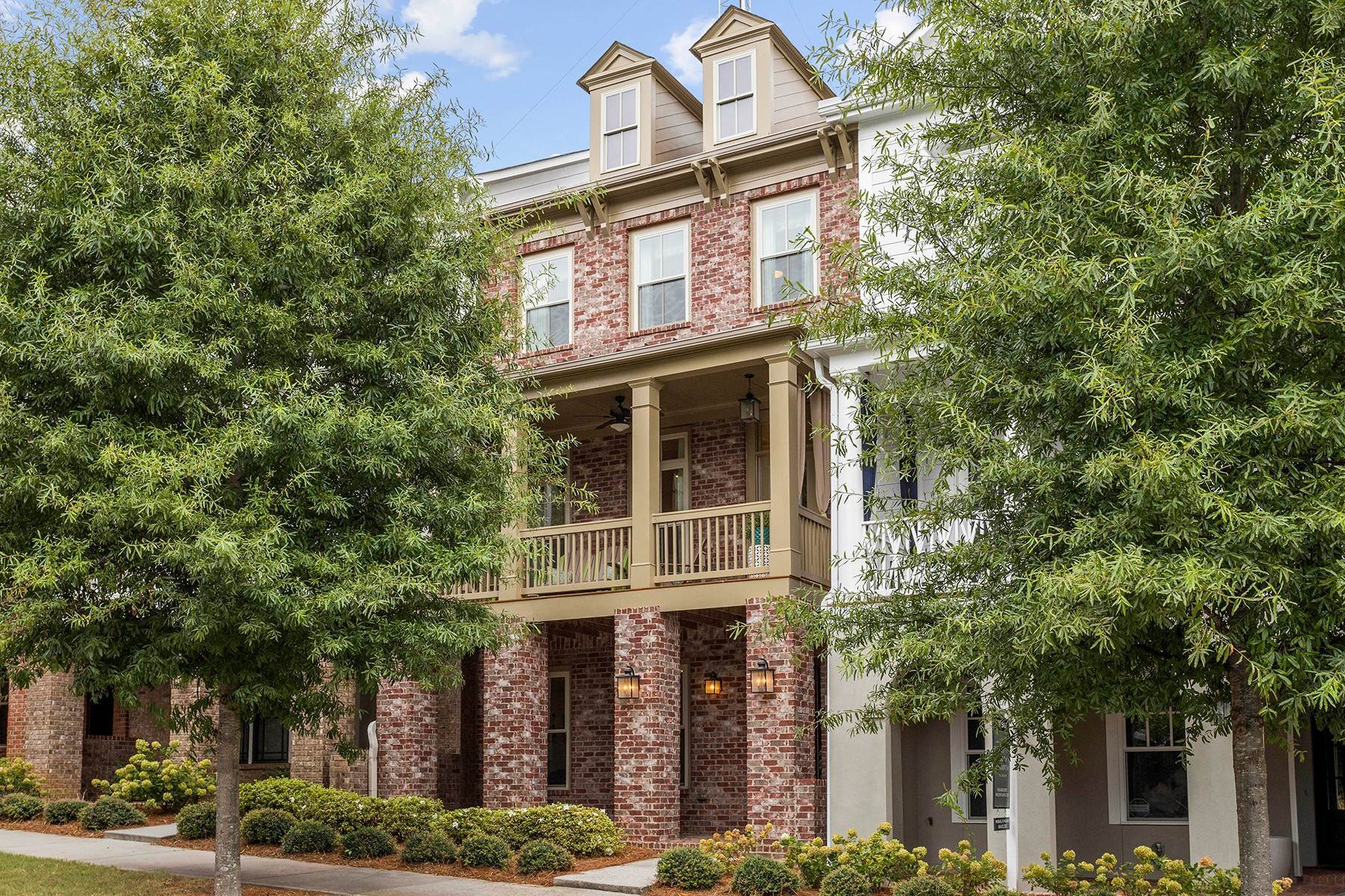 townhouses for Sale at Luxury TownHome 824 East Avenue Atlanta, Georgia 30012 United States