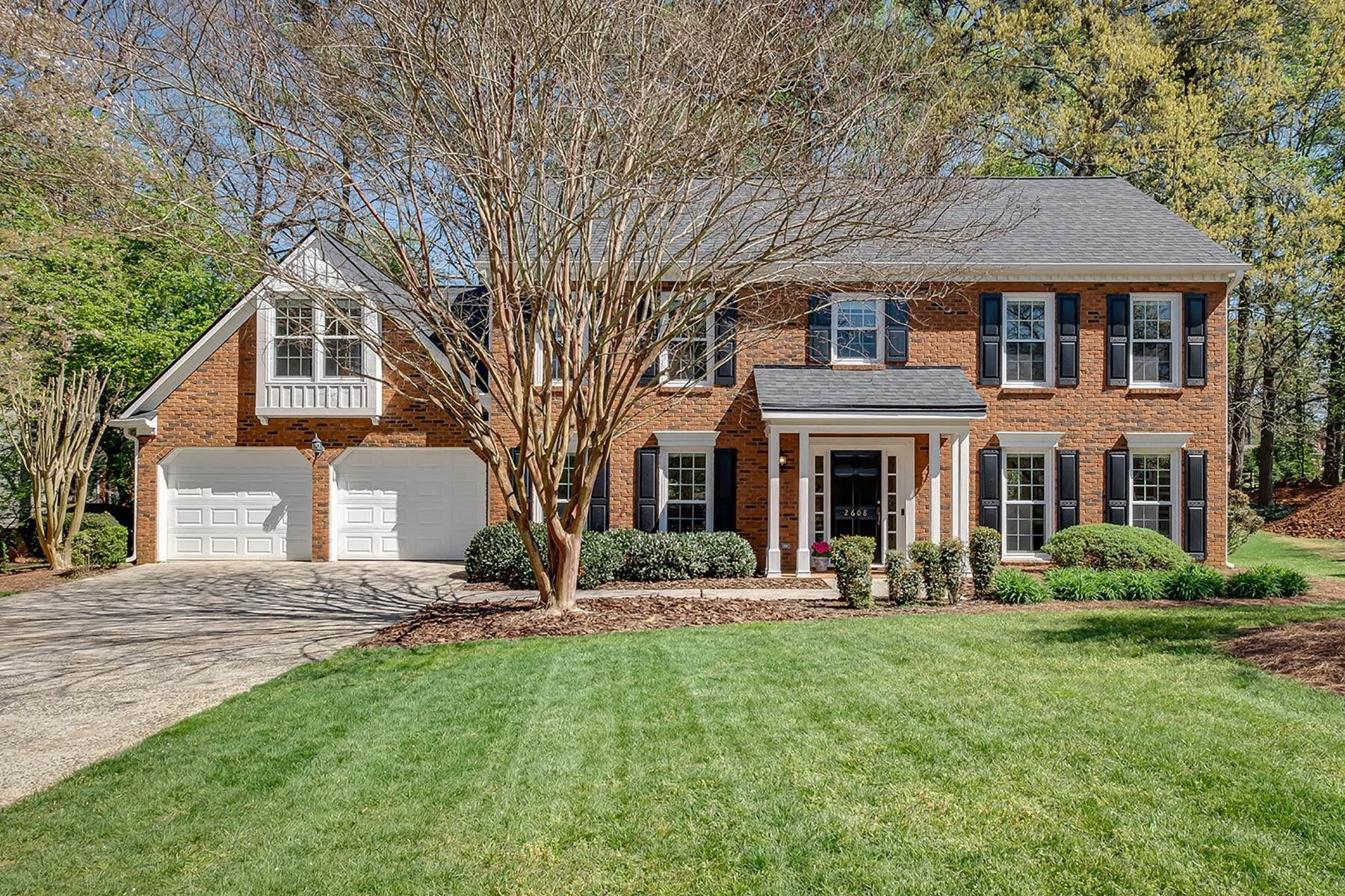 Single Family Homes for Sale at Newly Renovated Home in Desirable Swim and Tennis Neighborhood 2608 Grist Mill Road Marietta, Georgia 30068 United States