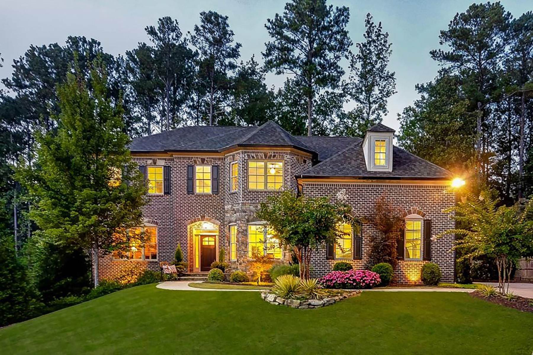 Single Family Homes for Sale at Fabulous Cul-De-Sac Home in the Heart of East Cobb 2297 Marston Park Drive Marietta, Georgia 30062 United States