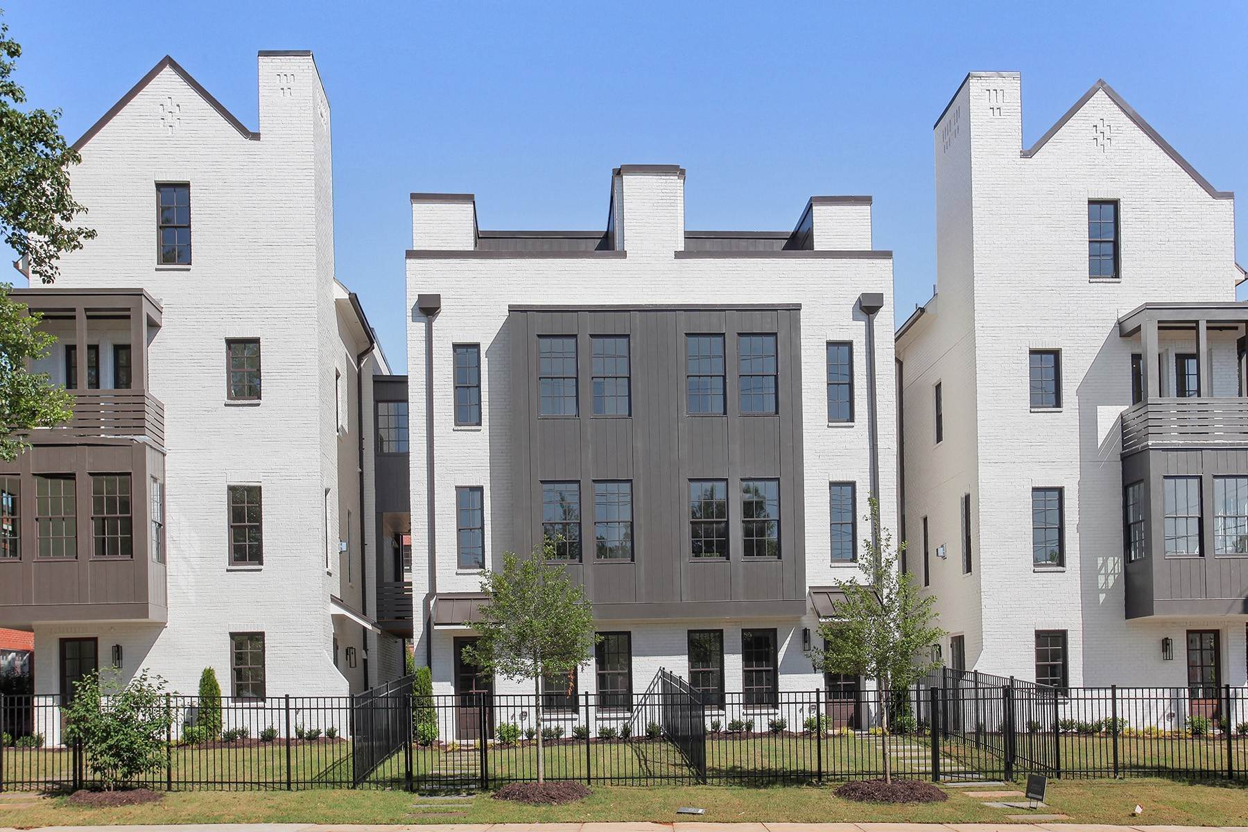 townhouses for Sale at New Constructed Ardyn Townhome In Virginia Highlands! 1261 Virginia Avenue NE, No. 5 Atlanta, Georgia 30306 United States