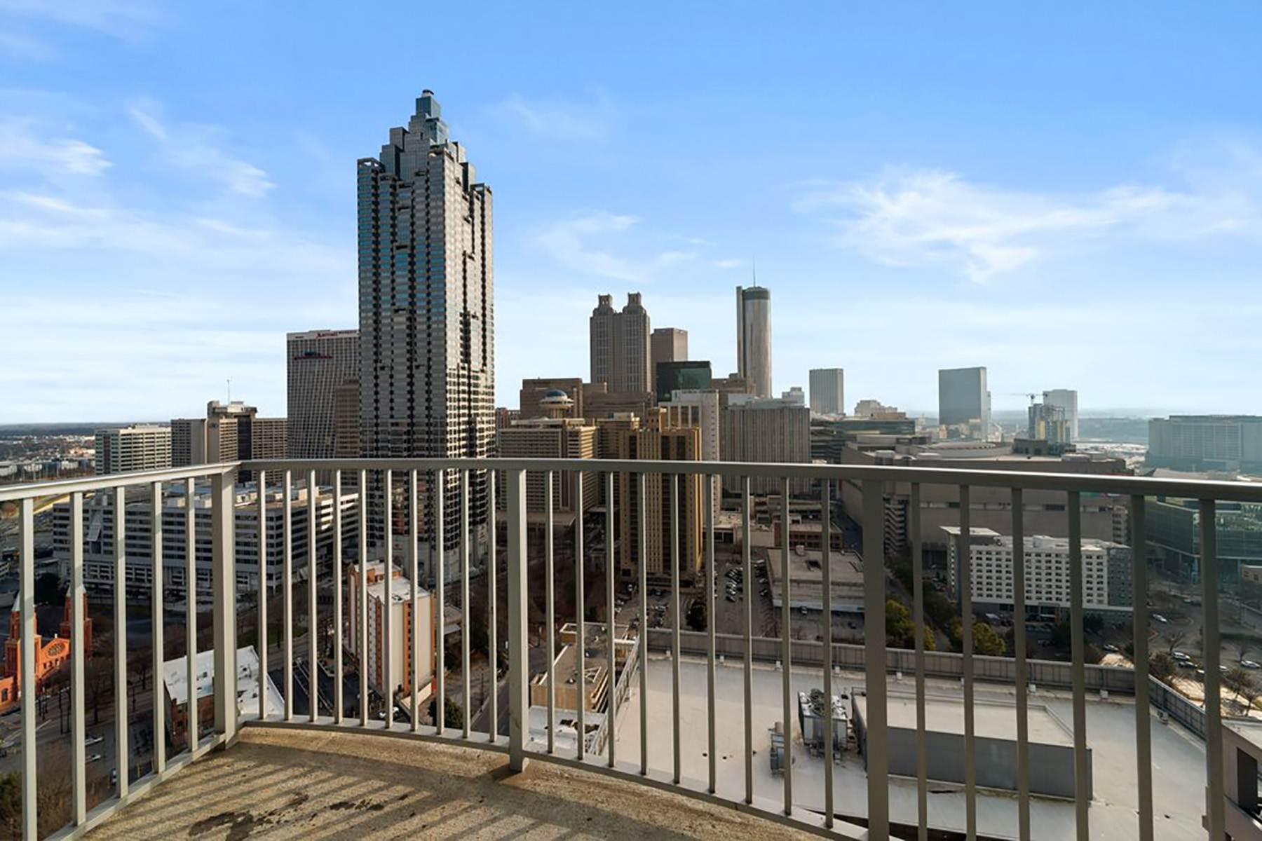 2. Condominiums for Sale at Sweeping South Facing Views From The 31st Floor of Twelve Centennial Park! 400 West Peachtree Street, 3107 Atlanta, Georgia 30308 United States