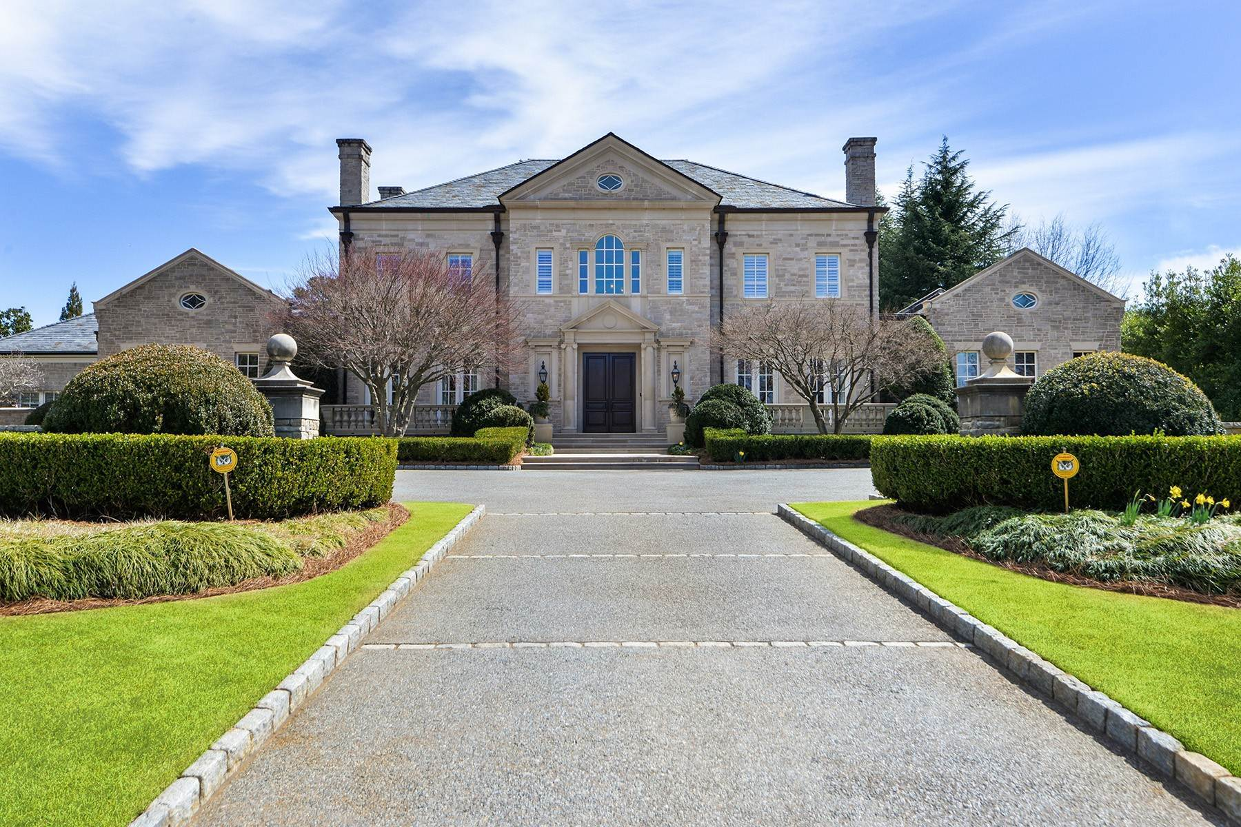 Single Family Homes for Sale at Introducing One Of The Most Elegant Homes In All Of Metro Atlanta 151 Atlanta Country Club Drive Marietta, Georgia 30067 United States