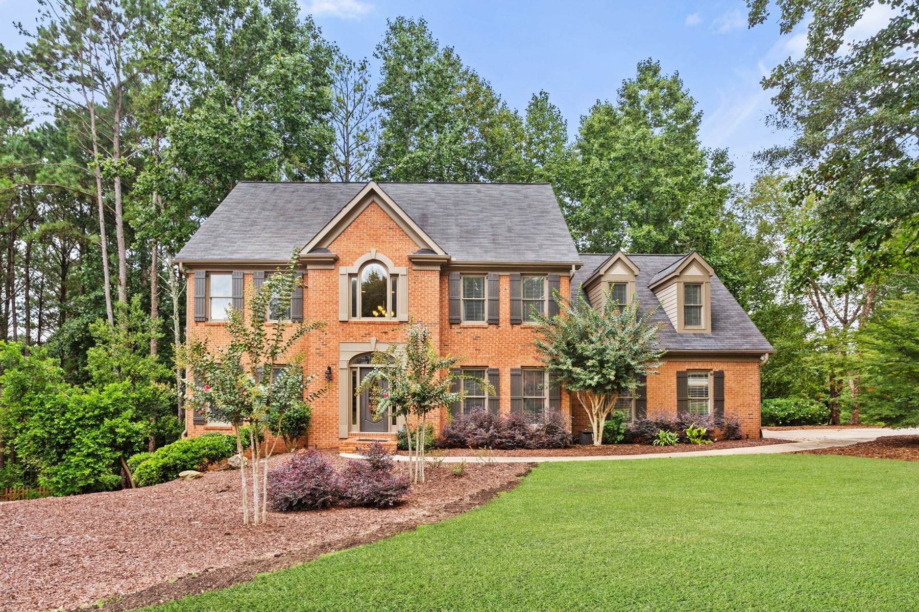 Single Family Homes for Sale at Turn-key Bradshaw Farm Home 401 Jessica Lane Woodstock, Georgia 30188 United States